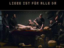 Rammstein - přebal k albu Liebe Ist Für Alle Da