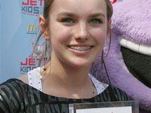Ewa Farna na předávání cen Jetix Kids Awards (2007)