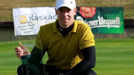 Grand Finale Czech PGA Tour 2009 - Kaskáda, vítěz Petr Nič.