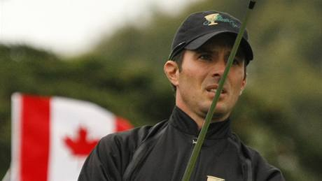 Presidents Cup 2009 - Mike Weir, International Team.