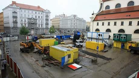 Moravské náměstí v Brně, rekonstrukce