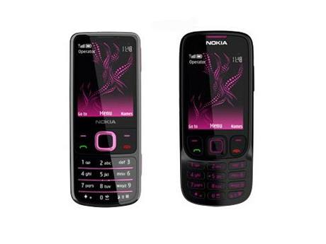 Nokia 6700 a 6303 Illuvial Pink Collection