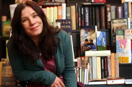 Markéta Pilátová, spisovatelka, novinářka, hispanistka, Buenos Aires