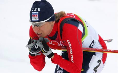 Kateřina Neumannová na olympijských hrách 2006