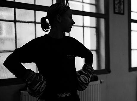Kickboxerka Kamila Ďuricová