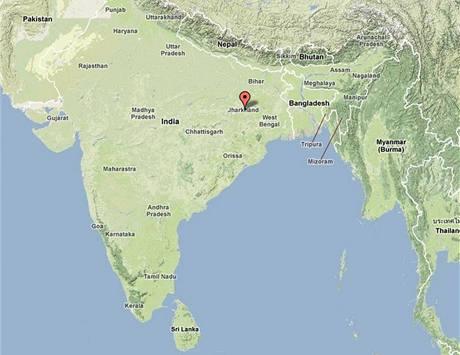 Indick� st�t D��rkhand