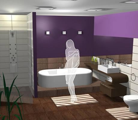 3. cena - Petr Tomíček, kolekce Relaxation Bathroom Rug