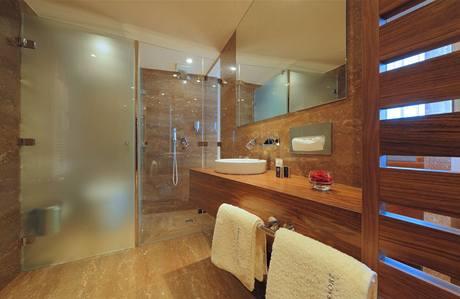 Koupelny splňují současné požadavky na funkčnost i design