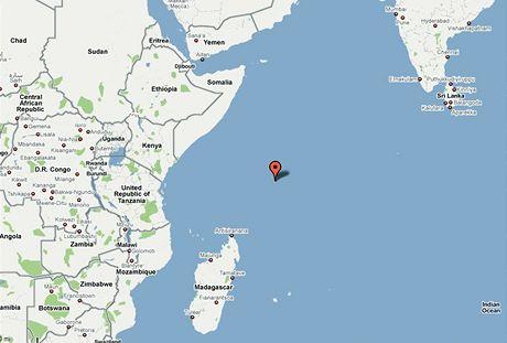 Piráti zajali u Seychel plachetnici.