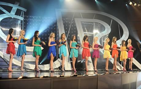 Finalistky Miss ČR 2009