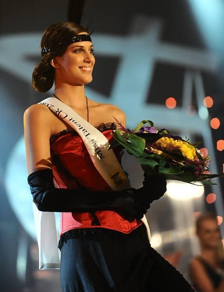 Miss Talent Aneta Vignerová