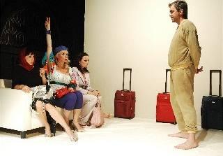 Divadelní hra Kabelky
