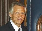 Dominique de Villepin u soudu (23. října 2009)