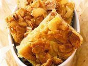 Mandlový koláč s kořením