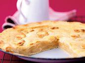 Bramborovo-jablečný koláč