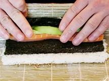 Sushi příprava