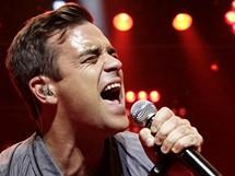 Robbie Williams zahájil BBC Electric Proms 2009