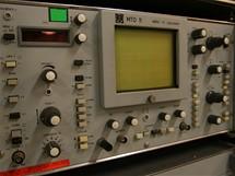 Buková hora - původní a dnes již nepoužívaná technika pro analogové vysílání