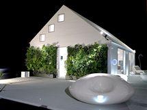 Domek odpovídá tvarem archetypu domova
