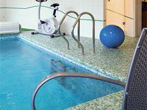 Zrekonstruovaný bazén je vybavený moderními technologiemi