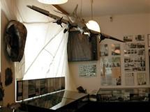 Muzeum letecké bitvy nad Krušnohořím v Kovářské