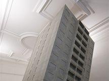 Instalace Tomáše Džadoně