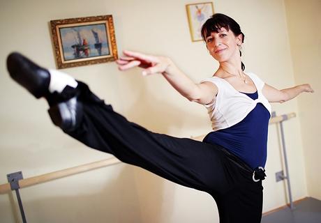 Daniela Poková - bývalá baletka ND v Praze
