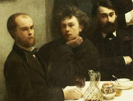 Prokletí básníci (Paul Verlaine, Arthur Rimbaud)