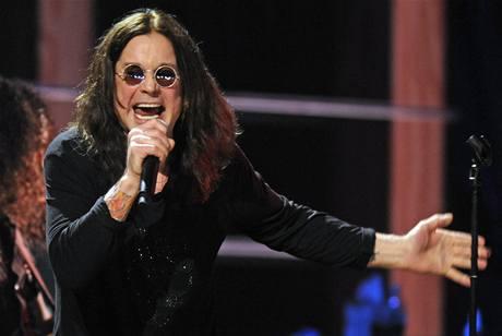 z výročního koncertu k 25 letům Rock´n´rollové síně slávy (Ozzy Osbourne)