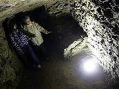V Přeskačích na Znojemsku otevírají místní podzemí.