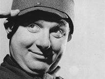 Josef Karlík v roli Švejka v roce 1962