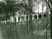 Původní podoba protileteckého Háchova krytu na Pražském hradě, 30. léta