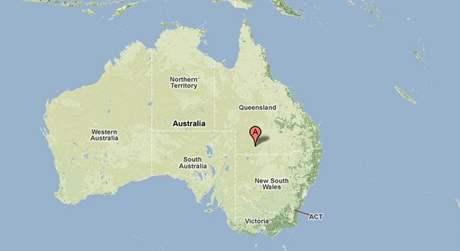Thargomindah, Austrálie