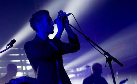 Z koncertu Massive Attack