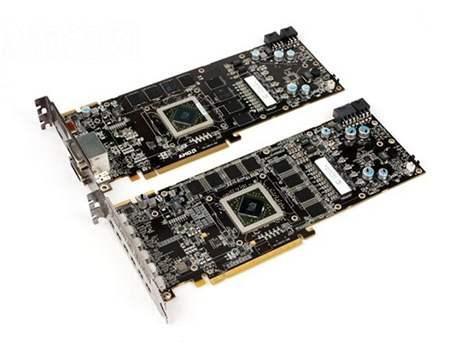Radeon HD 5870 EyeFinity v porovnání s běžnou kartou