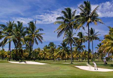 Golf na Mauriciu - h�i�t� The Legends Belle Mare.