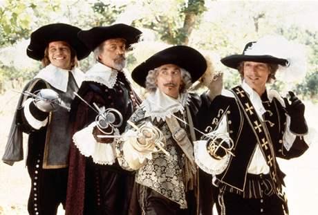 Z filmu Tři mušketýři