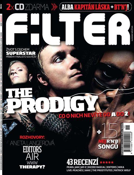 Filter - listopad 2009