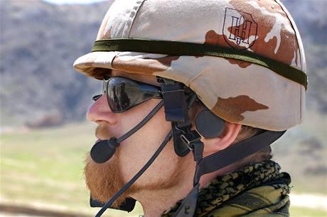 Obránce vlasti, vojín Čermák