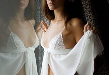 Svítící prádlo