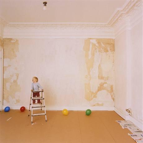 Pošlete nám fotografii vašeho dětského pokoje, vítězi soutěže vymalujeme zdarma