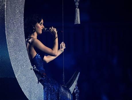 Berlín, show k udílení evropských cen MTV 2009 (moderující Katy Perry)