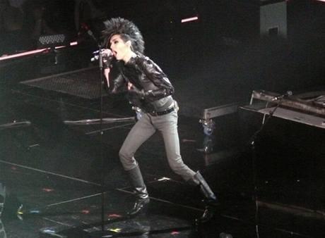 Berlín, show k udílení evropských cen MTV 2009 (Tokio Hotel)