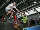 Veletrh Sport Life, Brno. Mistrovství ČR - Biketrial