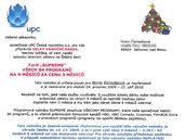 Dopis od UPC