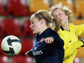 Sparta Praha - Arsenal LFC: Liga mistryň
