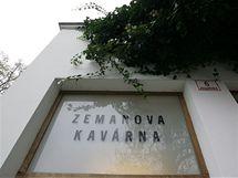 Zemanova kav�rna