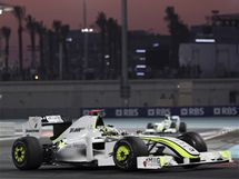 Velk cena Ab Zb: Jenson Button