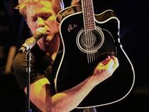 Bon Jovi při londýnském vystoupení