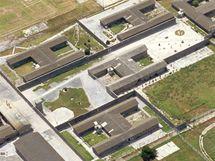Věznice na ostrově Robben u Kapského města v JAR.